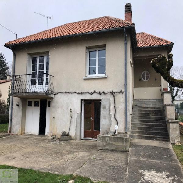 Offres de vente Maison Saint-Julien-l'Ars 86800