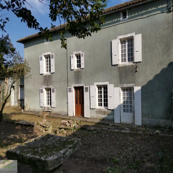 Offres de vente Maison Saint-Sauvant 86600