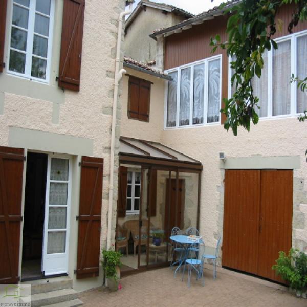 Offres de vente Maison Jazeneuil 86600