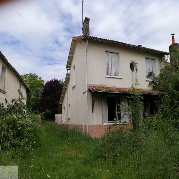 Offres de vente Maison de village Vasles 79340